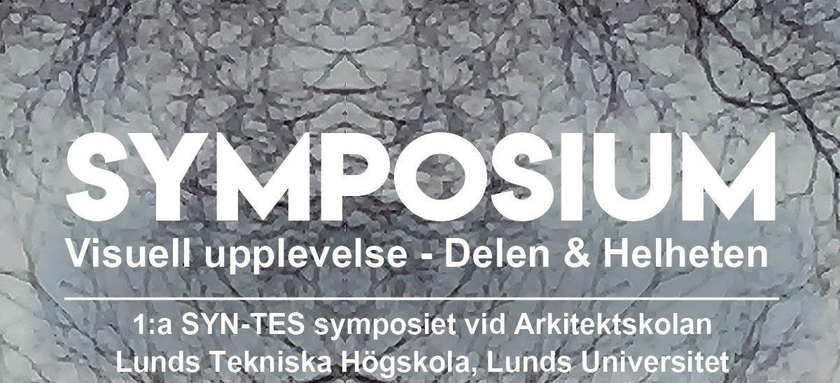 SYN-TES Symposium